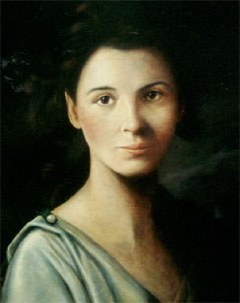 Wuthering Heights Juliette Binoche : Oil Painting : Period ...